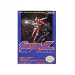 Section-Z - USATO - NES
