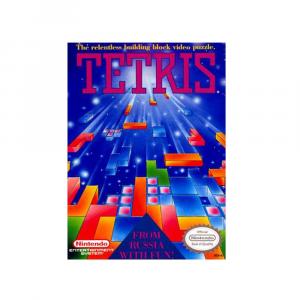 Tetris - USATO - NES (Usa)