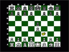 The Chessmaster - USATO - NES