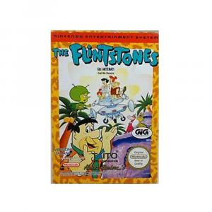 The Flintstones: Fred alla riscossa - USATO - NES