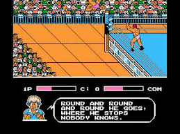 Tecmo World Wrestling - loose - USATO - NES