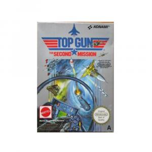 Top Gun: The Second Mission - USATO - NES