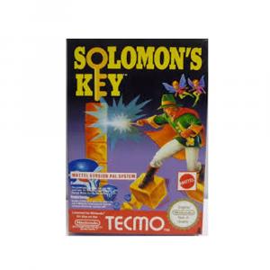 Solomon's Key - USATO - NES