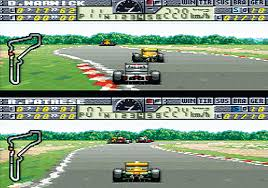 F1 Pole Position 2 - loose - USATO - SNES
