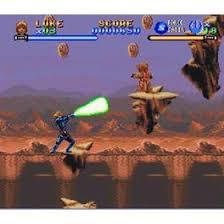 Super Star Wars: Return of the Jedi - loose - USATO - SNES