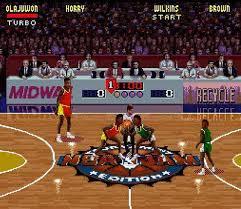 Nba Jam: Tournament Edition - loose - USATO - SNES