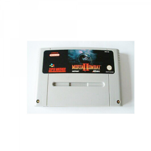 Mortal Kombat II - loose - USATO - SNES