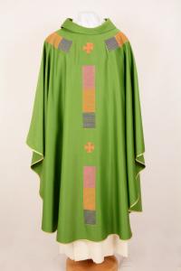 Casula C74T Paleocristiana verde