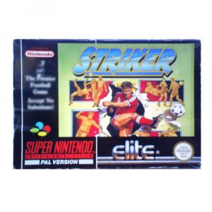 Striker - USATO - SNES