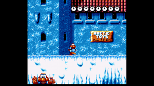 Super James Pond - USATO - SNES