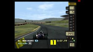 F-1 World Grand Prix - USATO - N64