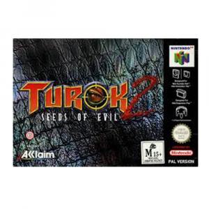 Turok 2: Seeds of Evil - USATO - N64