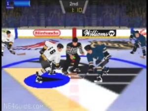 Wayne Gretzky's 3d hockey - loose - USATO - N64