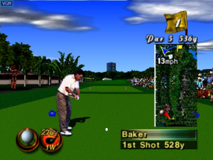 Waialae Country Club: True Golf Classics - loose - USATO - N64