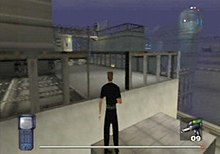 Mission: Impossible - loose - USATO - N64