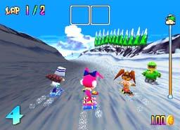 Snowboard Kids - loose - USATO - N64