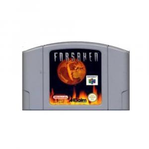 Forsaken - loose - USATO - N64