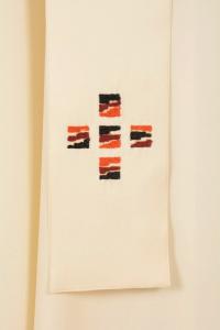 Casula C101T Bianca Sallia di Pura Lana