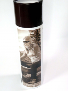 Bottiglia termica 500ml bianca