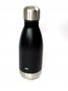 Bottiglia termica 250ml nera