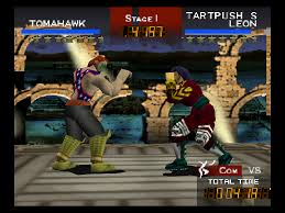 Fighters Destiny - loose - USATO - N64