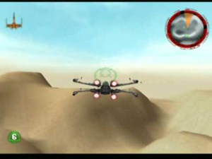 Star Wars: Rogue Squadron - loose - USATO - N64