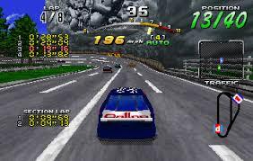 Daytona USA Championship Circuit Edition - solo disco - SEGA SATURN