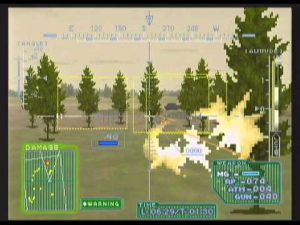 Gun Griffon - solo disco - SEGA SATURN