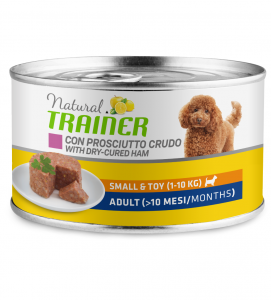 Trainer Natural - Small&Toy - 150g x 24 lattine