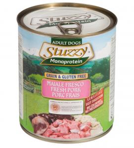 Stuzzy Dog - Monoprotein - 800g x 6 lattine