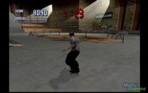 Tony Hawk's Skateboarding - USATO - DREAMCAST