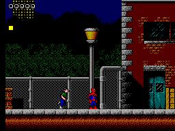 Spider-Man - USATO - MASTER SYSTEM