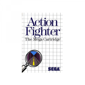 Action Fighter - USATO - MASTER SYSTEM