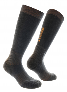 HIKING SOCKS ZAMBERLAN® ALPINE PEAK - Black