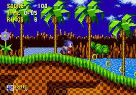 Sonic the Hedgehog - USATO - MEGADRIVE