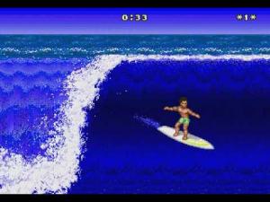 California Games - USATO - MEGADRIVE