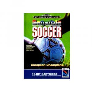 Sensible Soccer - USATO - MEGADRIVE