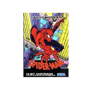 Spider-Man - USATO - MEGADRIVE