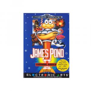 James Pond 2 codename: Robocod - USATO - MEGADRIVE