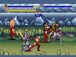 Mighty Morphin Power Rangers: The Movie - USATO - MEGADRIVE