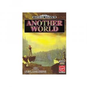 Another World - USATO - MEGA DRIVE