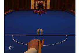 Actua Pool - USATO - PS1