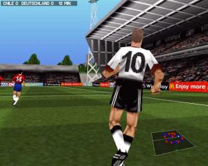 Actua Soccer 2 - USATO - PS1