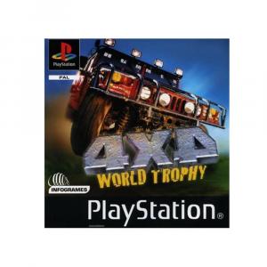 4 X 4 World Trophy - USATO - PS1