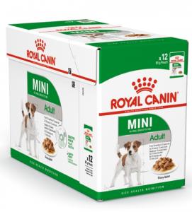 Royal Canin - Size Health Nutrition - Mini - BOX 12 buste 85g