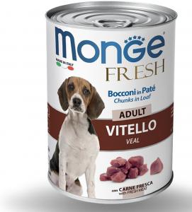 Monge - Fresh - Adult - 400gr x 24 lattine