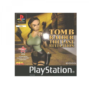 Tomb Raider: The Last Revelation - USATO - PS1