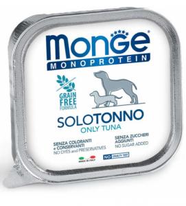 Monge Dog - Monoproteico - 150 g x 6 vaschette