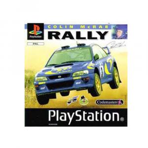 Colin McRae Rally - USATO - PS1