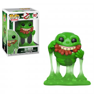 Funko Pop 747: Ghostbusters Slimer & Hot Dogs